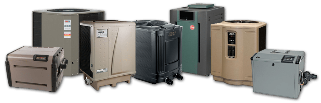 Pool Heaters and Heat Pumps