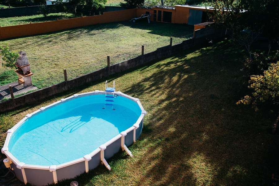 Above ground swimming pools international pool spa - Above ground swimming pool supplies ...